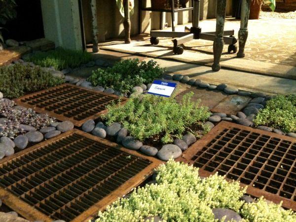 Garden Ideas 2012 194 best salvage in the garden images on pinterest   gardening