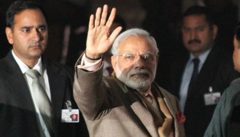 Focus on climate change must shift to 'green credit': Modi
