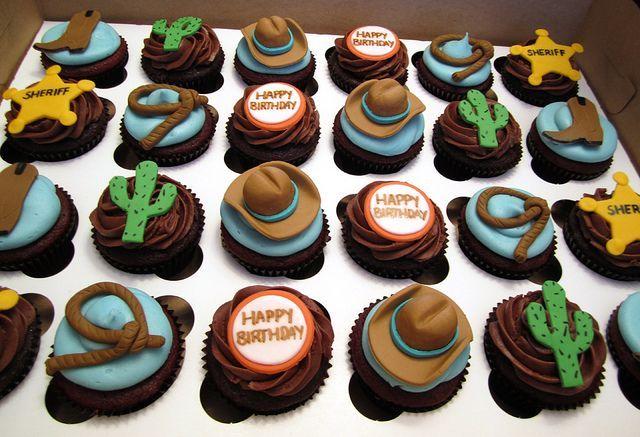 cowboy cupcakes - Google Search