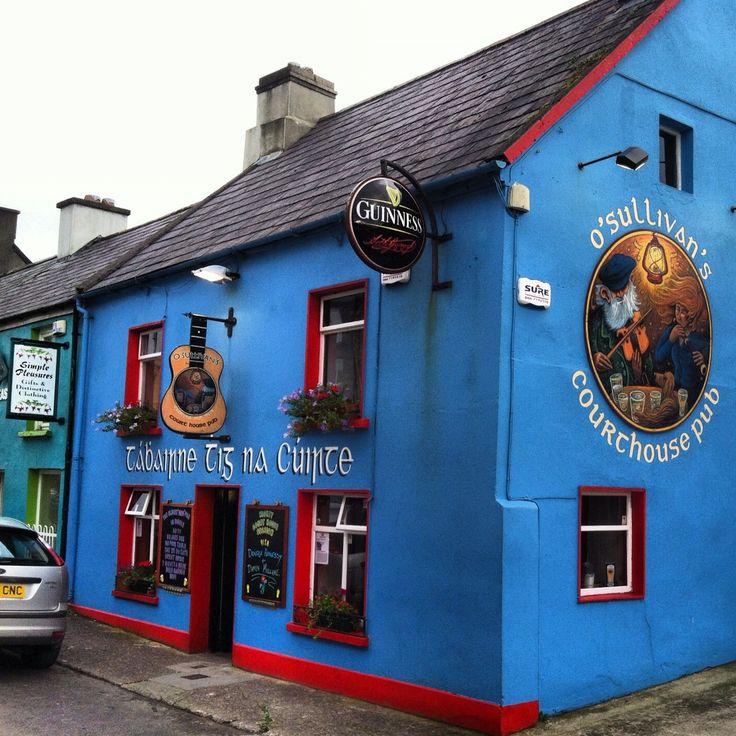 Court House Bar, Dingle, Ireland