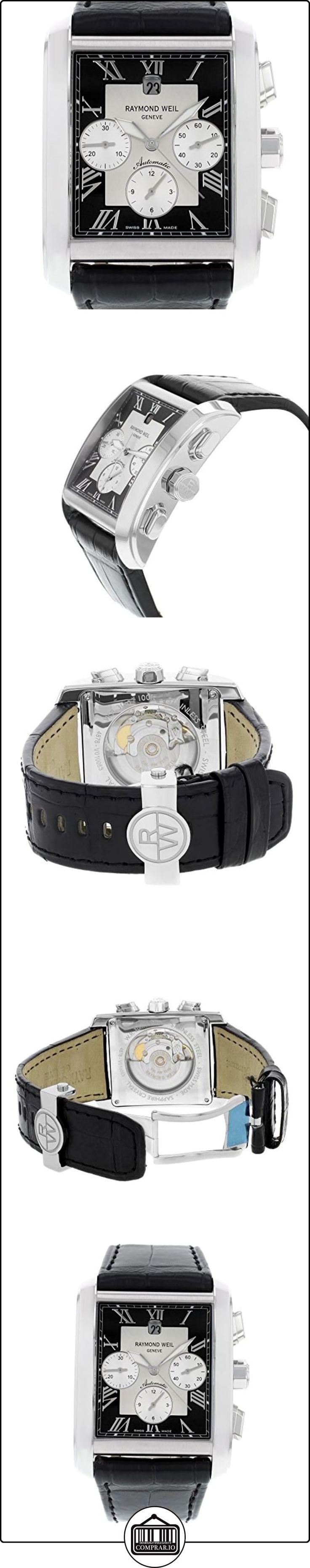 Raymond Weil Don Giovanni Cosi Grande 4878-STC-00268 automático reloj de acero de los hombres de  ✿ Relojes para hombre - (Lujo) ✿