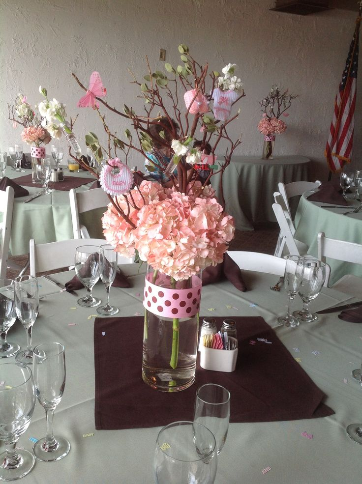 122 best images about Baby Shower Floral arrangements on ...