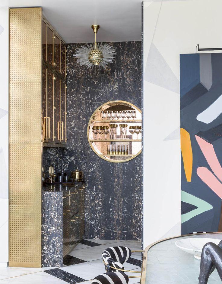 Kelly Wearstler Online Store Interiors Austin Residence