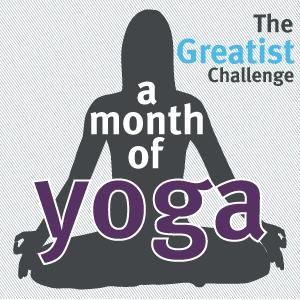 Yoga Challenge--anybody with tight hips?! tight hamstrings? tight shoulders and slouching posture? try this!