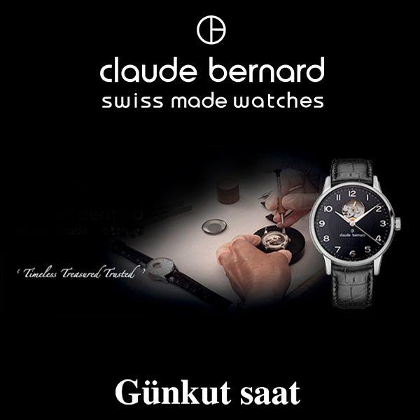 Klasik ve iddialı olanların tercihi, Claude Bernard...   http://www.gunkutsaat.com/catinfo.asp?src=CLAUDE+BERNARD+&imageField2.x=0&imageField2.y=0
