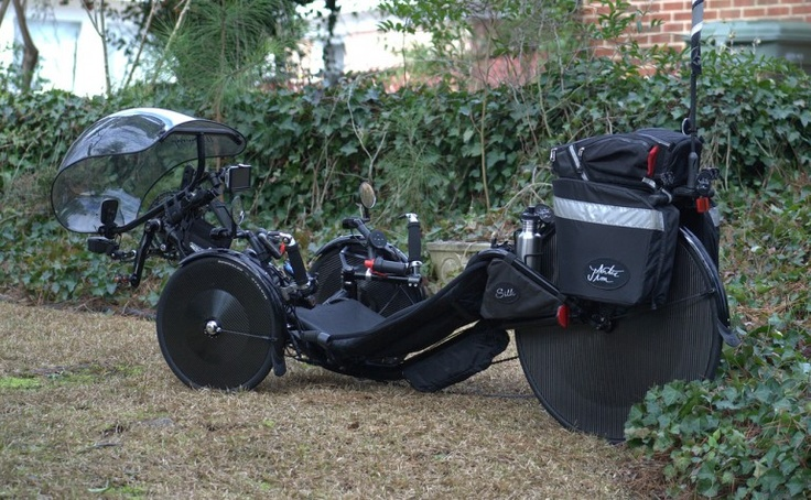 17 Best Images About Recumbent Bikes And Trikes On