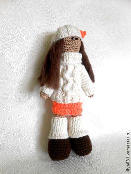 Человечки ручной работы. Ярмарка Мастеров - ручная работа Кукла Мариша. Handmade.