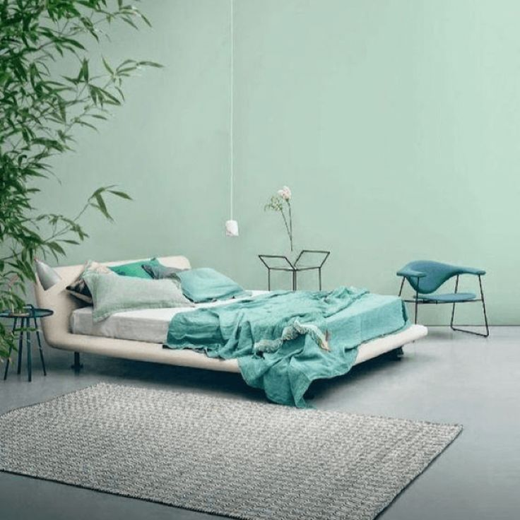 Colour Scheme Idea: Modern Pastels