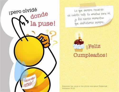 Cumpleaños Tardío (B) (TCA 255)