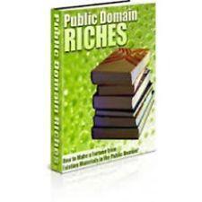 'Public Domain Riches'   book---CD
