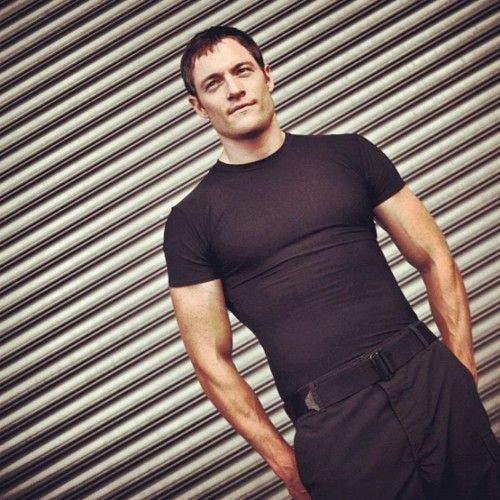 Tahmoh Penikett - I needed more Whedonverse representation