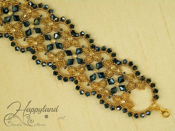 1000+ Images About Beaded Bracelets On Pinterest