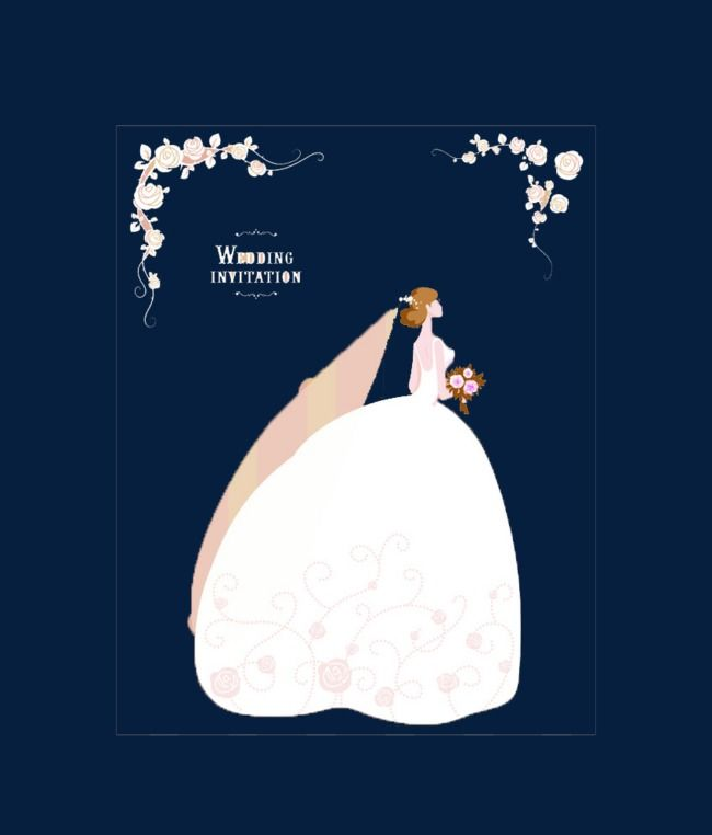 العروس الجميلة الى سحب المواد الحرة عرس ثوب العروس كرتونpng صورة Beautiful Bride Iphone Wallpaper Logo Design