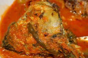 How To Make Arsik Fish Head