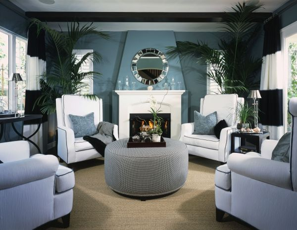 Perfect Mirrors Are A Clear Indicator Of Art Deco Design And Should Be Trending  This Spring In. Minimalist Living RoomsMinimalist ...