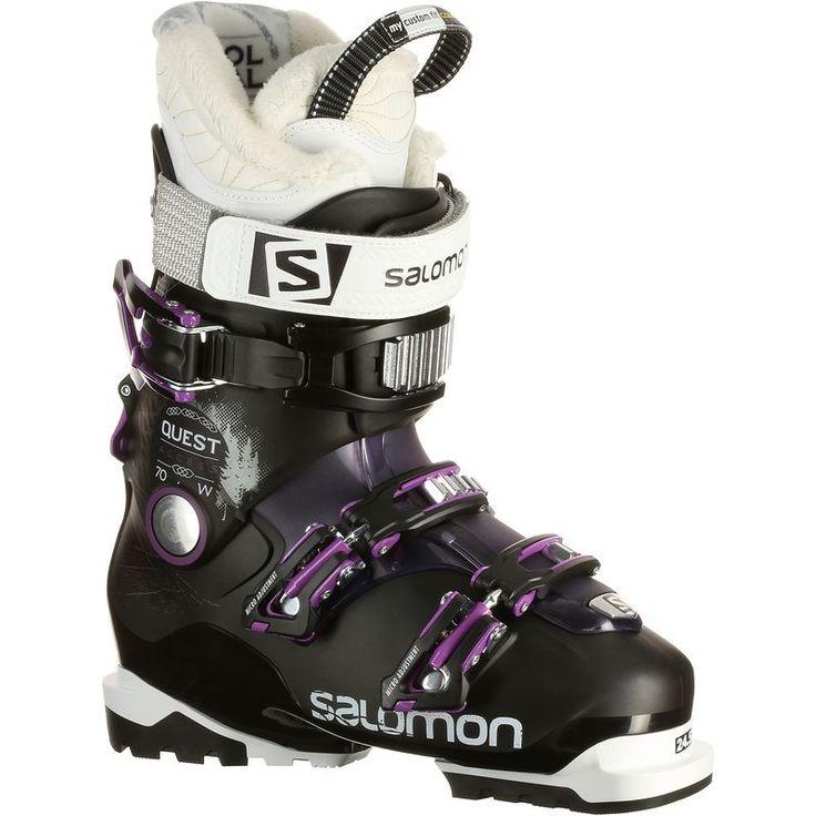 149,99€ - SKI SNOWBOARD LUGE - CHAUSS SKI SALOMON W QUEST 70 - SALOMON