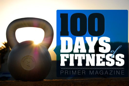 How long does it take to change your life? Follow author Robert Fure as he begins a 100 day trek to a fitter, healthier life by following this simple program. Today, an introduction to the 100 Days of Fitness program.