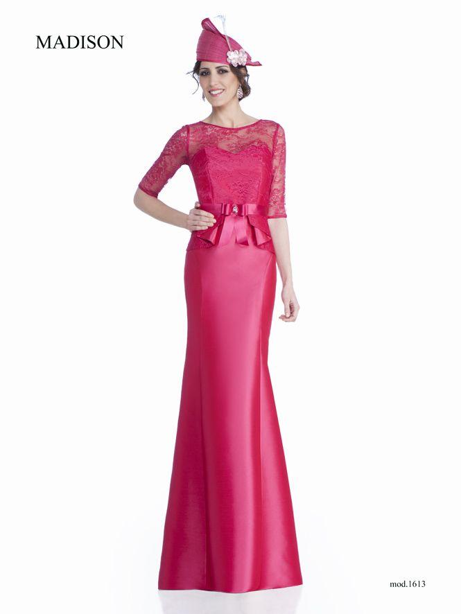 Mejores 110 imágenes de Moda fiesta señoras en Pinterest | Vestido ...