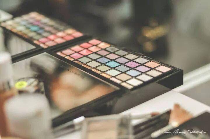 Makeup, love, work