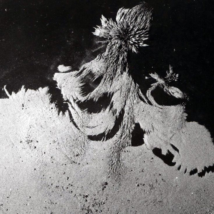 Davide Boriani / Superficie Magnetica n.6 (1959).