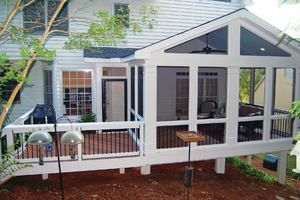 Professional Deck Builder provides deck builders with news and information on decks and outdoor living spaces, including decking, railing, construction, safety, hardware, hardscape, porches, pergolas, and more.