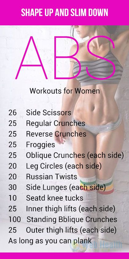 how to work lower abs at home