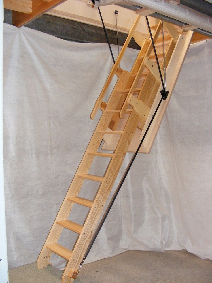 17 best images about electric loft ladders on pinterest Motorized attic stairs