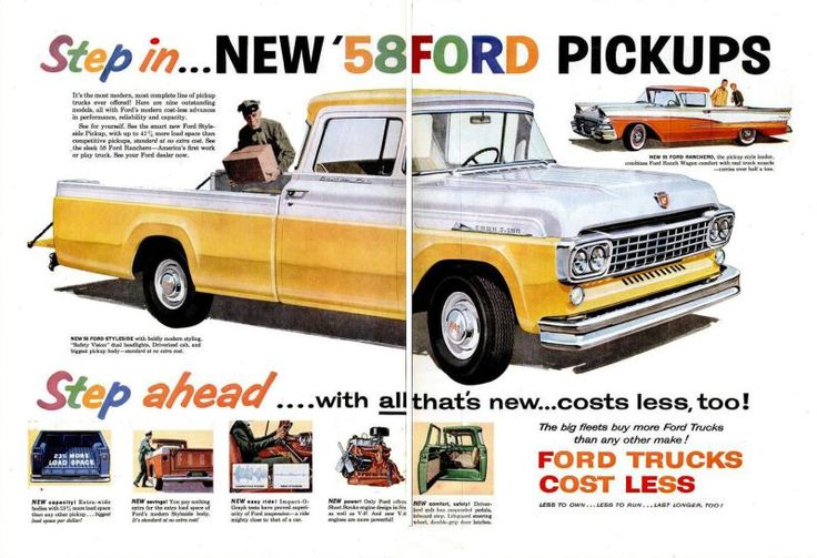 """Affordable Vintage 1958 Ford F100 For Sale    Today You Can Get Great Prices On 1958 Ford F-100 Trucks: [phpbay keywords=""""1958 Ford F100"""" num=""""50... http://www.ruelspot.com/ford/affordable-vintage-1958-ford-f100-for-sale/  #1958FordF100ForSale #FordPickupTrucks #Vintage1958FordF100PickupTruckInformation"""
