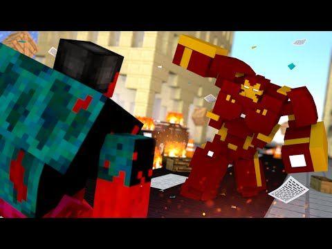 Minecraft : HULKBUSTER Vs HULK VERMELHO   - (Vida de Herói #9) - http://gaming.tronnixx.com/uncategorized/minecraft-hulkbuster-vs-hulk-vermelho-vida-de-heroi-9/
