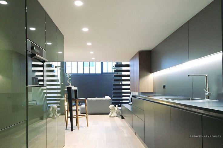 67 best espaces atypiques grenoble images on pinterest for Espace atypique loft