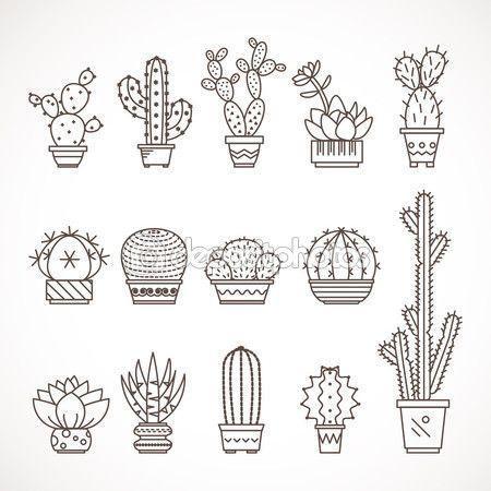 depositphotos_81638054-Set-of-geometric-cacti-cactus.jpg (450×450)