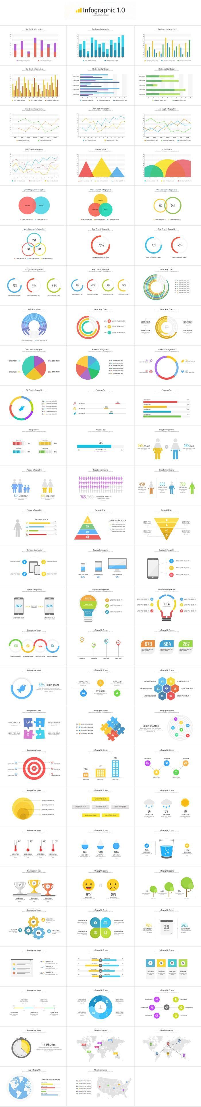 más de 25 ideas increíbles sobre free after effects projects en, Powerpoint templates