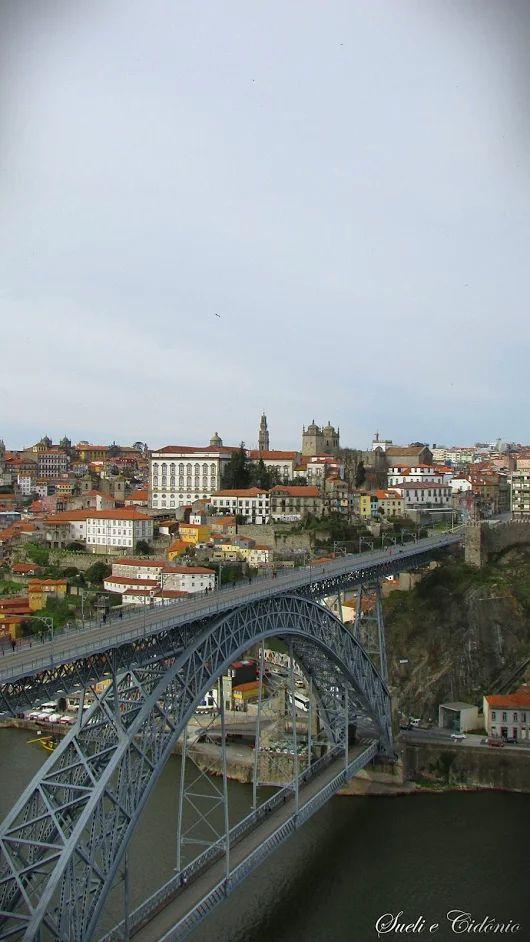 Ponte de D. Luís - Porto