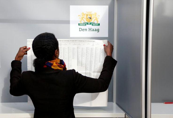 #world #news  Opinion polls score much-needed Dutch election win