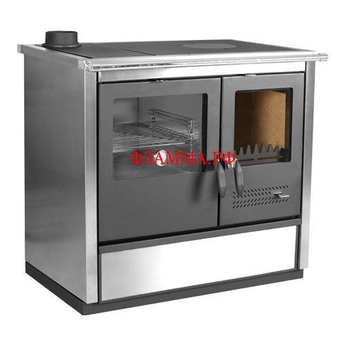 Варочная печь North L/R TIM SISTEM (Сербия) на печном складе ФЛАММА  по цене 69850.00 RUB    Варочная печь North L/R   Характеристики:               Вес:       130 кг.           Ширина:       900 мм.           Высота:       850 мм.           Глубина:       600 мм.           Диаметр дымохода:       120 мм.           Мощность:       9 кВт           Объем отапливаемого помещения:       80 м3                 Northновая кухонная плита для…