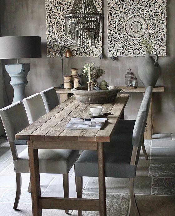 194 best decoratie images on Pinterest Farmhouse interior, Living