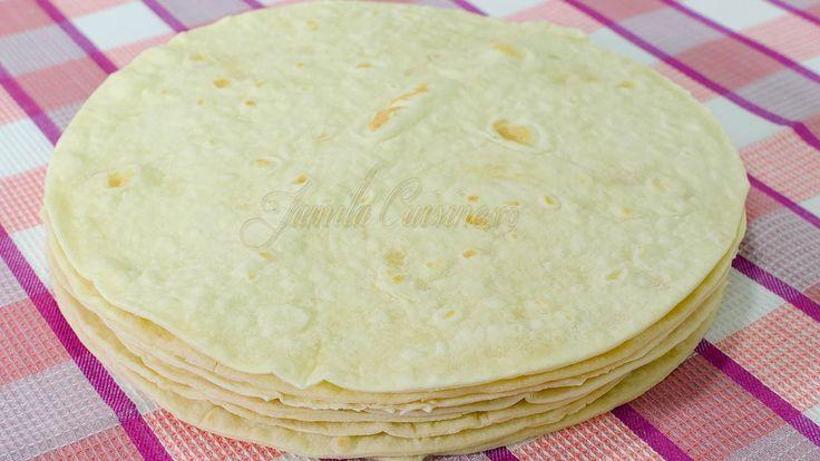 Lipii pentru shaorma - JamilaCuisine