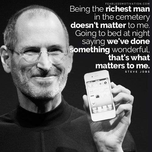 Steve Jobs Quotes On Hard Work: 25+ Great Ideas About Great Job Quotes On Pinterest