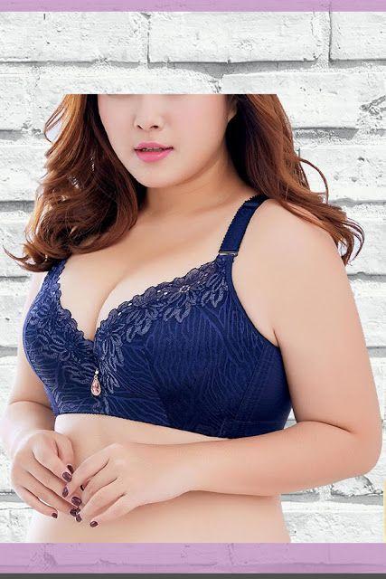 de8a05ec0d1c2 DOOSINKI Women Push Up Lace Bra Plus Size Underwire Breathable Thin  Everyday Bra Price   15.98