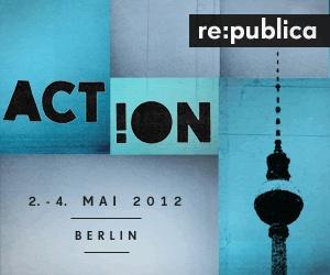 Sie bewegen sich – ARD und ZDF auf der re:publica #rp12