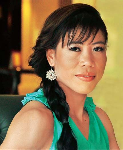 Mary Kom For Hindustan Times