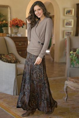 By Design Skirt from Soft Surroundings