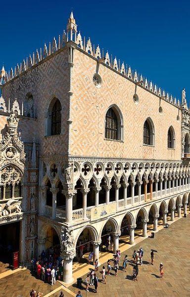 Palais des Doges, Venise daniel defrise - Google+