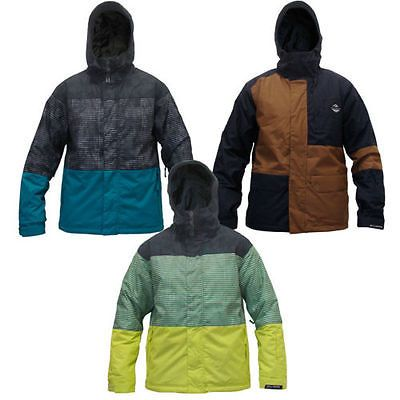 #Billabong men ski jacket #relay #snowboard jacket stripey functional jacket,  View more on the LINK: http://www.zeppy.io/product/gb/2/381215637972/