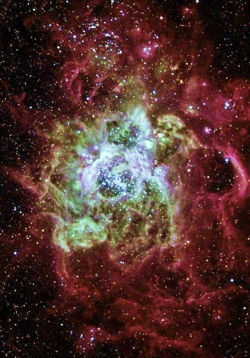 largest nebula in universe - photo #46
