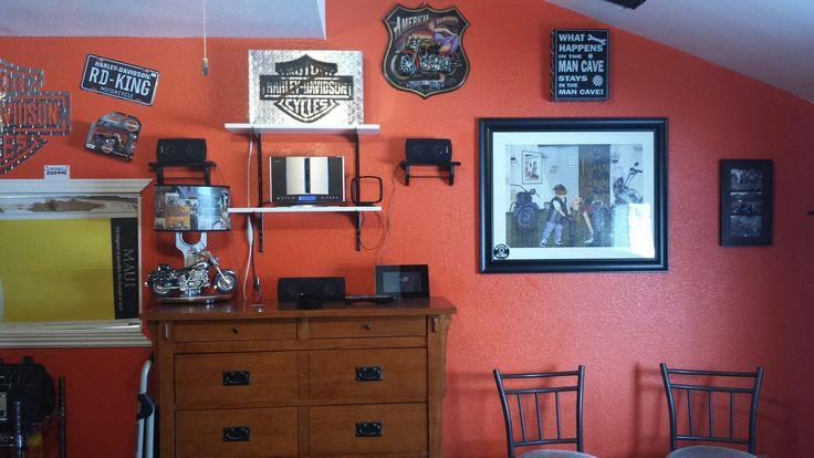Man Cave Ideas Harley Davidson : Best garage ideas man cave harley davidson hd images on
