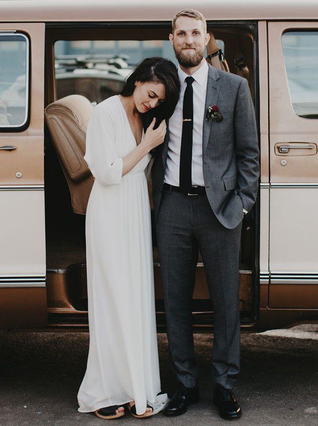 Portland Warehouse Wedding | Portland Oregon Wedding Ideas