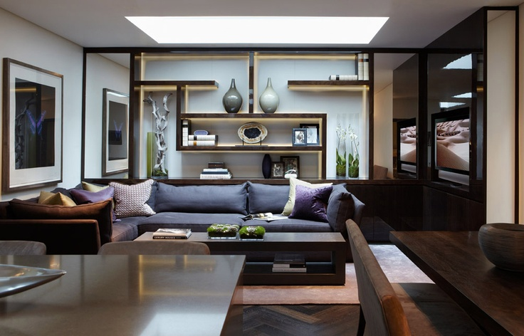 Background image - beautiful interiors by Louise Bradley