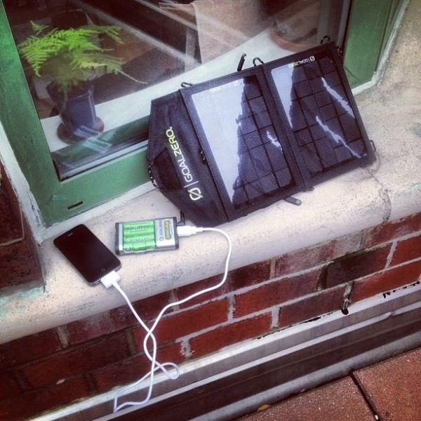 Les meilleurs chargeur solaire pour téléphone portable