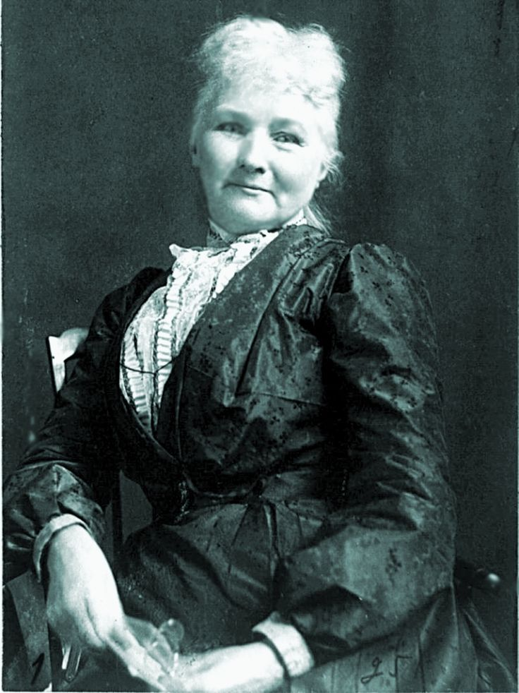 Mary Harris ,Mother Jones (1837 – 30 November 1930)